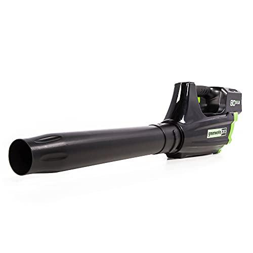 Greenworks Pro 80V 125 MPH - 500CFM Cordless Blower, Tool...