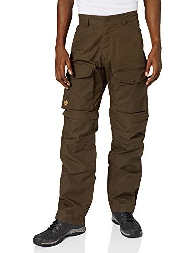 FJÄLLRÄVEN Gaiter Trousers No. 1 M Pantalon de Sport Homme, Tarmac, FR : 4XL (Taille Fabricant : 58)