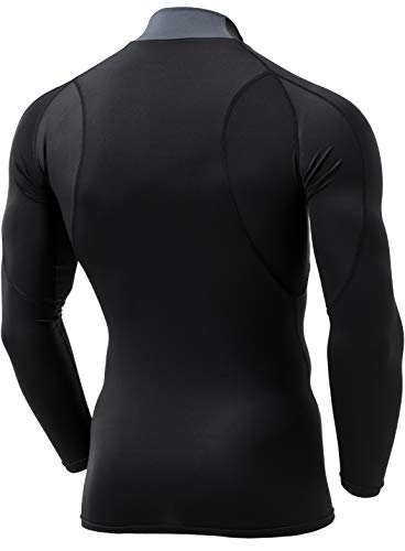 TESLA(テスラ)『メンズハイネックスポーツシャツ』