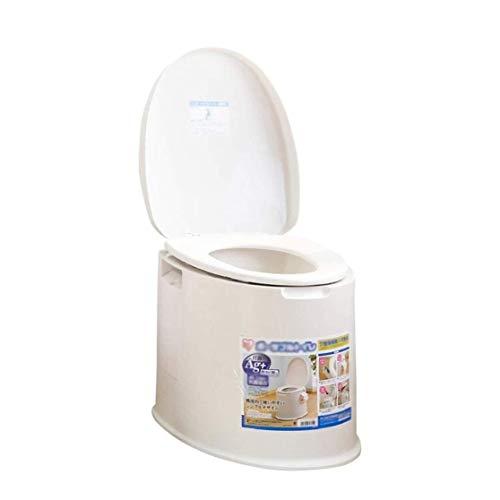 Taburete Ducha Baño Silla de baño portátil Mobile Al Lado de WC - Camping Aseo - Aseo Senderismo
