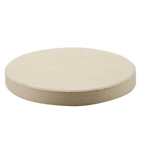 Kanuk Outdoor Deflektorstein Mini - Ø 16 cm - hochwertige Keramik - einfache Reinigung - hitzebeständig - passend Outdoor Keramik Kamado Grill Mini