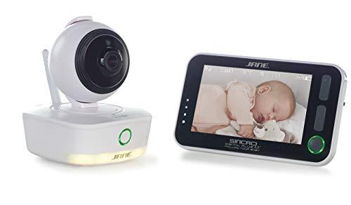 Vigilabebé Digital Sincro Jané Baby Guard 4,3