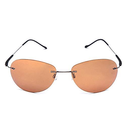 QAZW Gafas De Sol Polarizadas Para Hombre, Gafas De Sol Pola