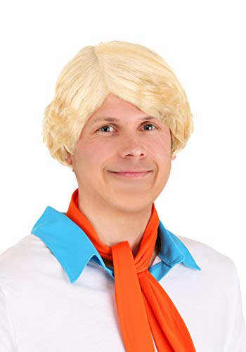Scooby Doo Men's Fred Wig - ST