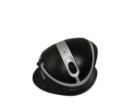 Ergonomische Maus Oyster Mouse Wireless - Beidhändige und einstellbare zu 5 verschiedenen Winkeln