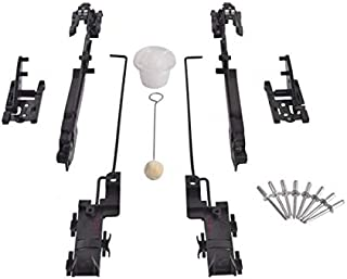 Sunroof Track Assembly Repair Kit for Jeep Liberty 2002-2008