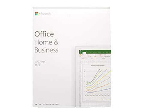 Microsoft Office 2019 Home & Business 1licence(s) Allemand - Logiciels office (Allemand)