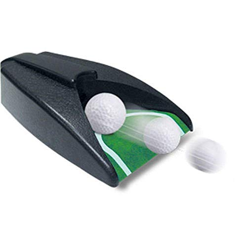 Putting Green Indoor - Golf Automatic Putting Cup Putt Trainer Perfect Your Golf Putting
