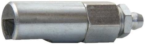 Push-on Slotted Right Angle 90 Degree Grease Coupler: image