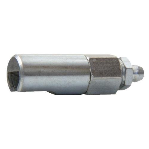 Push-on Slotted Right Angle 90 Degree Grease Coupler