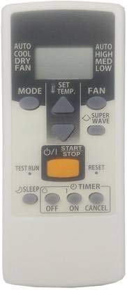 HopShop Remote Compatible and Lightweight Design Remote Control for O General Split/Window AC(AC 125)(Please Match The Image with Your Old Remote)