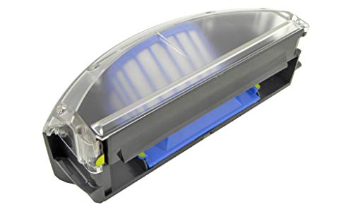 iRobot 4359682 Roomba 500 600 Série- Originel AeroVac Bac, Poubelle En Gris Avec Filtre