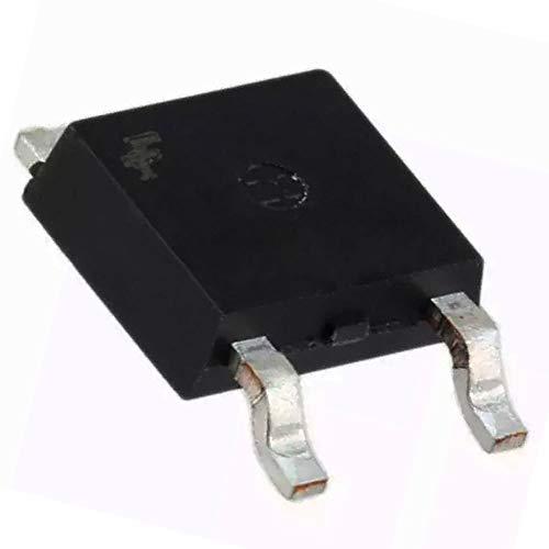 10 Pack of FDD6N25TM MOSFET N-CH 250V 4.4A DPAK