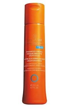 COLLISTAR – Cheveux au soleil Shampooing Crème rééquilibre Doposole 200 ml