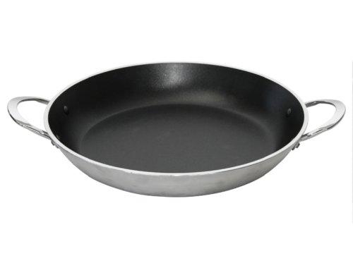 De Buyer 8183.36 Choc Paella Pan, 36 cm Diameter