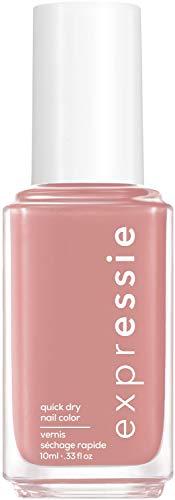 """Essie Schnelltrocknender Nagellack """"expressie"""", Nr. 10 second hand first love, Pink, Vegane Formel, 10 ml"""