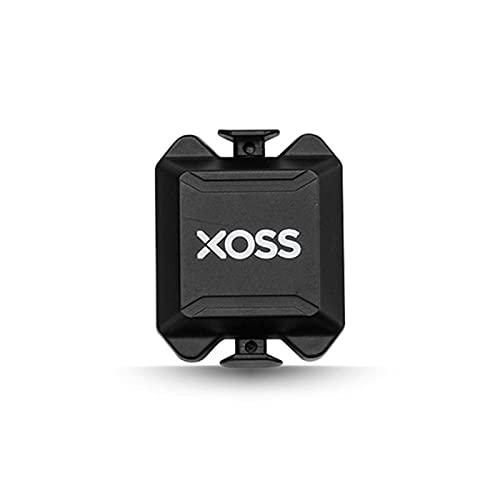 Cadencia de Bicicleta y Sensor de Velocidad, Tabla de códigos de velocímetro para Productos de equitación al Aire Libre, Ant + Bluetooth 4.0 Ordenador de Bicicleta Impermeable Prueba de Agua