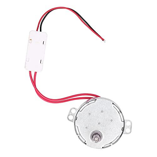 Motor DC, 4KGF.CM Micro Motor de reducción de torsión grande para electrodomésticos para proyectos escolares y hechos a mano
