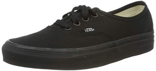 Vans Unisex Authentic Sneaker, Schwarz, 40 EU