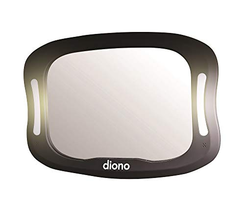 Diono Easy View XXL, Baby Mirror with Remote and LED