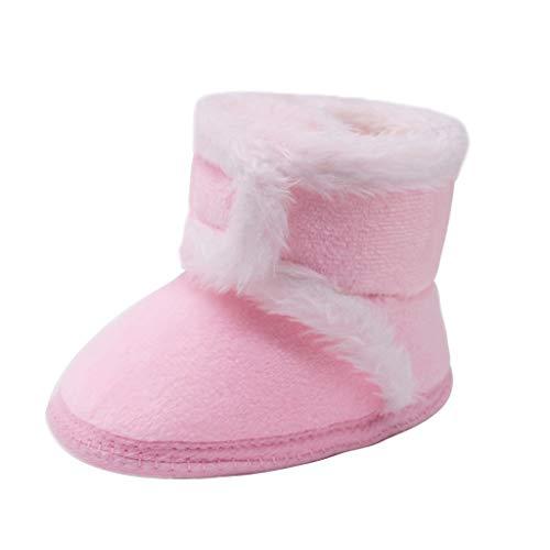 FELZ Zapatos Bebe Niña Bautizo Bebé NiñA Suave Botines AlgodóN Vendaje Nieve Botas Niño Caliente Zapatos Bebe Primeros Pasos Botas Bebe Nieve Impermeables Recien Nacido Invierno 2019 Calzado Bebe