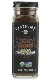 Watkins Organic Ground Cloves 2.4 ounces