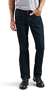 Levi's Men's 514 Straight Jean (Tumbled Rigid) (various sizes)