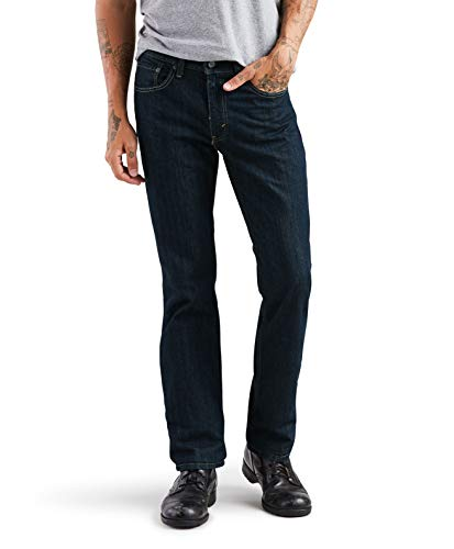 Levi's Men's 514 Straight fit  Jean, Tumbled Rigid, 32x32