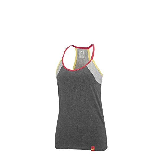 Millet LD El Cap Camiseta de Tirantes, Mujer, Gris (h Tarmac/h Grey),...