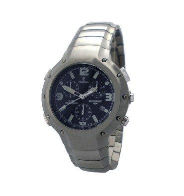 Festina F6652/3 - Reloj, Correa de Acero Inoxidable
