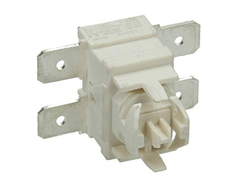 KG-Part Interruptor de encendido/apagado para lavavajillas Hopoint & Ariston, Indesit