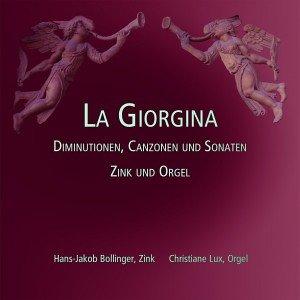 La Giorgina Diminutionen Canzonen und Sonaten : As