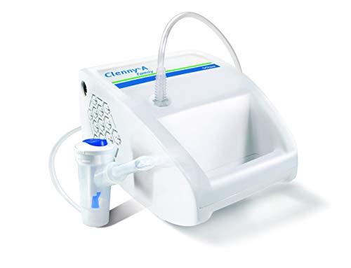 aerosol mascherina Clenny A Family Aerosol a Compressore per Utilizzo Domiciliare - Compatto