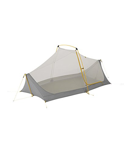 The North Face O2 Tent Canary Yellow/Monument Grey