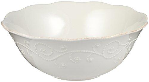 Lenox French Perle Serving Bowl, White -