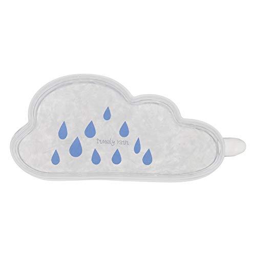 Yamer Mini estación meteorológica de Vidrio Nube Tormenta Cristal Pronóstico del Tiempo Botella, Tapas de Mesa Pronóstico del Tiempo Gotas de Agua para el hogar y la Oficina