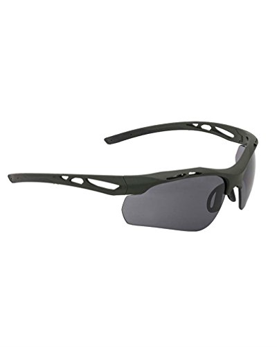 Swiss Eye Tact.Brille Attac Oliv