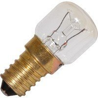 Lampe Glühbirne Backofen Licht 15 W E 14 230V bis 300°