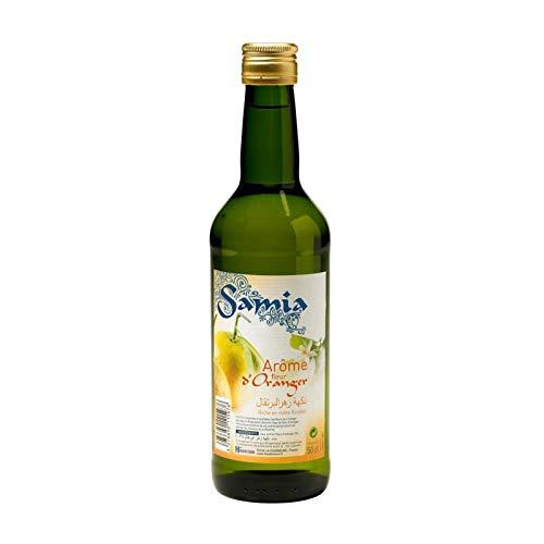 SAMIA - Arôme D'Eau De Fleur D'Oranger 500Ml - Lot De 4 - Livraison Gratuite