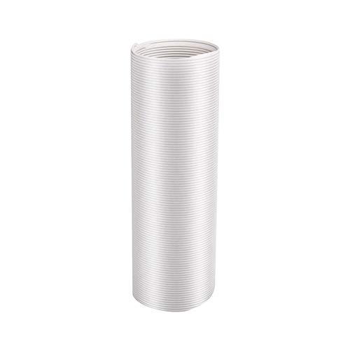 chinejaper afvoerslang, flexibele slang, ventilatieslang, pvc, flexibele buis, verlengset voor airconditioning, afzuigkap, wasdroger, Ø 13 cm/15 cm, lengte 2 m/1,5