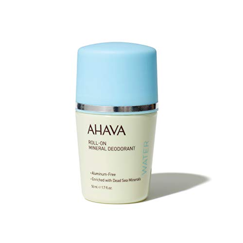 AHAVA Desodorante Mineral (Mujer) - 50 ml.