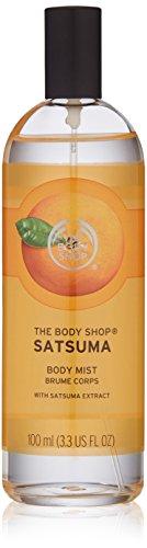 The Body Shop Body Mist, Satsuma, 3.3 Fluid Ounce by The Body Shop