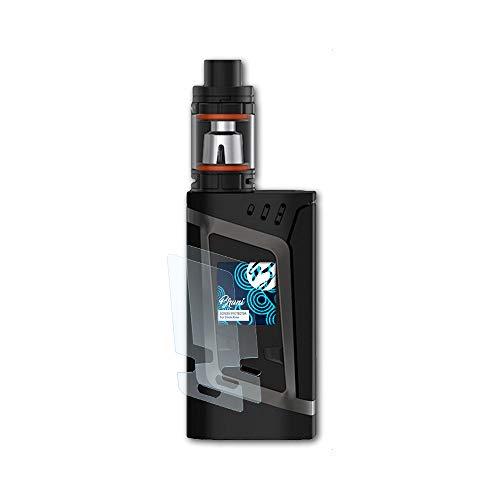 Bruni Schutzfolie kompatibel mit Smok Alien Folie, glasklare Displayschutzfolie (2X)