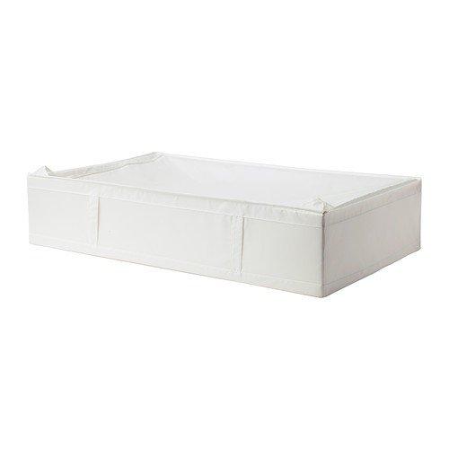 IKEA SKUBB - Bolsa de almacenaje (93 x 55 x 19 cm), color blanco