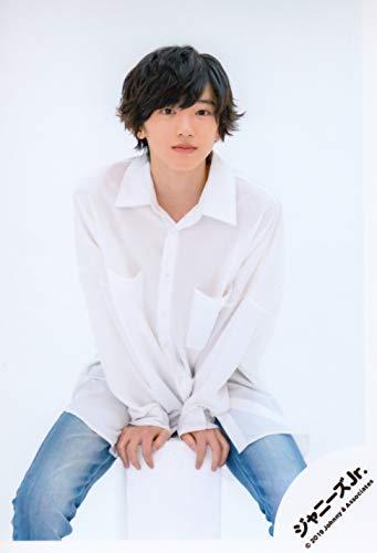 なにわ男子 公式 生 写真(道枝駿佑)J00163