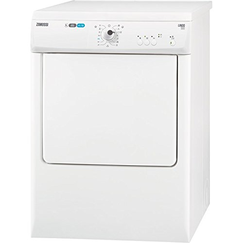 Zanussi ZTE7101PZ 7Kg Vented Tumble Dryer - White