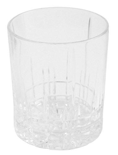 アデリア ロックグラス クリア 375ml シュピゲラウパーフェクトサーブ オールドグラス 12オンス クリスタルガラス製 J-4065