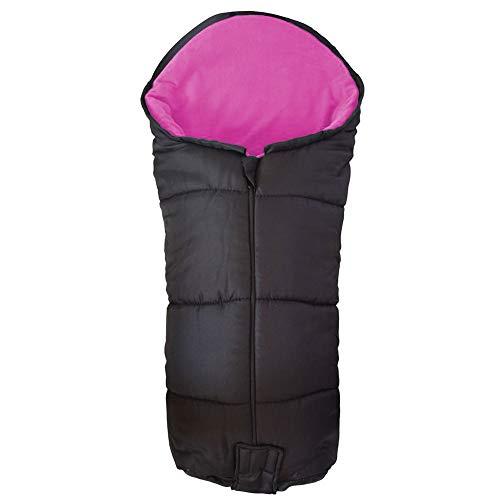 FYLO - Saco de dormir para cochecito de bebé, compatible con Quinny Moodd, color rosa