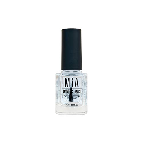 MIA Cosmetics-Paris, Capa Superior (6652) Top Coat Gel