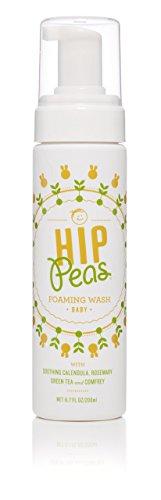 HIP Peas Produit Lavant pour Corps Organique sans Phtalate/sans Sulfate pour Bébé 250 ml